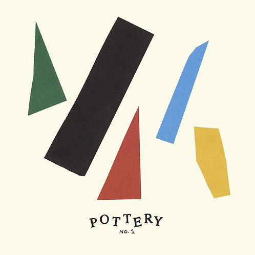 """Pottery - No.1 12"""" Released 12/07/19"""