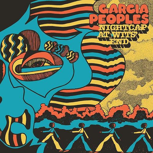 Garcia Peoples - Nightcap At Witys End LP Released 16/10/20