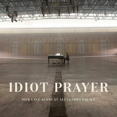 Nick Cave - Idiot Prayer: Nick Cave Alone At Alexandra Palace CD