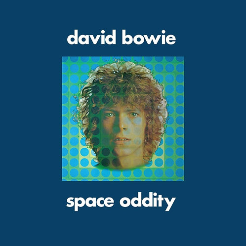 David Bowie - Space Oddity (2019 Mix) CD Released 15/11/19