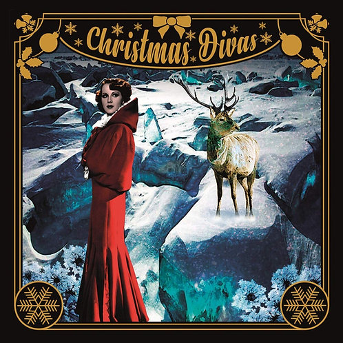 Various Artists - Christmas Divas LP Released 22/11/19