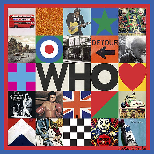 The Who - Who LP Released 06/12/19