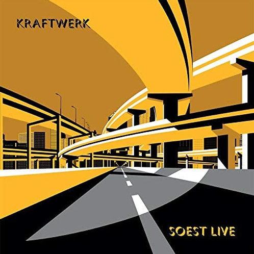 Kraftwerk - Soest Live LP Released 14/08/20