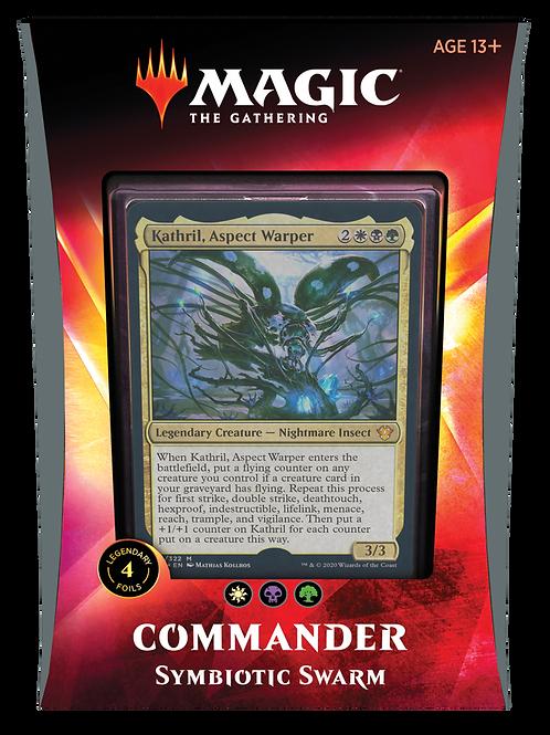 Symbiotic Swarm Commander Deck [2020]