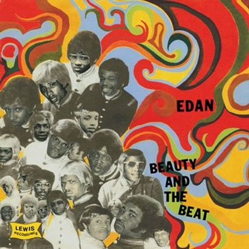 Edan - Beauty And The Beat CD Released 06/12/19