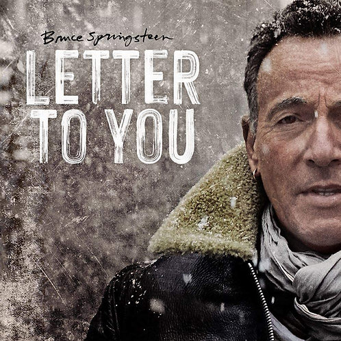 Bruce Springsteen - Letter To You CD Released 23/10/20