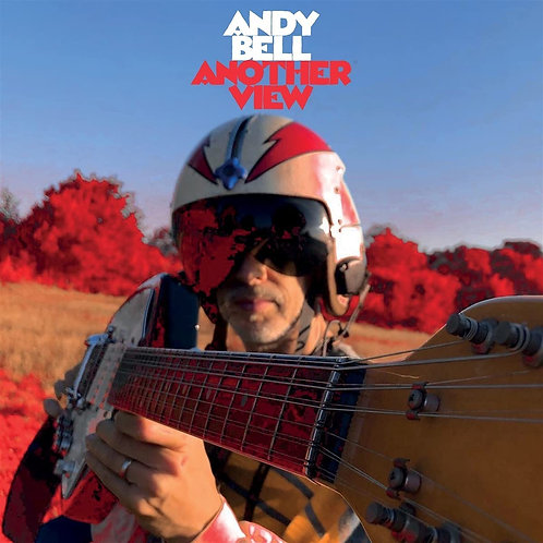 Andy Bell - Another View CD Released 11/06/21