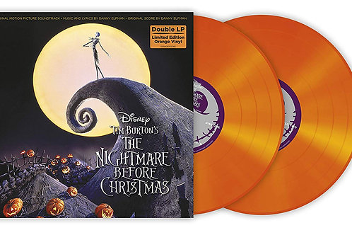 Danny Elfman - The Nightmare Before Christmas Original Soundtrack LP 22/11/19