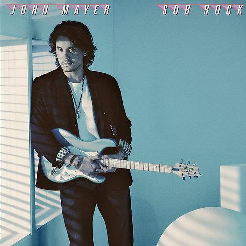 John Mayer - Sob Rock  - Green Vinyl LP Released 16/07/21