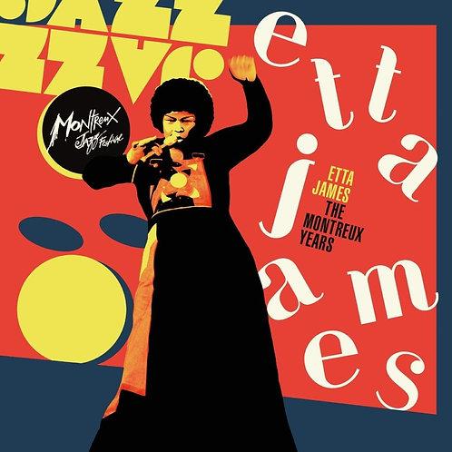 Etta James - The Montreaux Years Vinyl LP Released 25/06/21