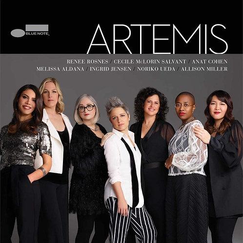 Artemis - Artemis LP Released 11/09/20