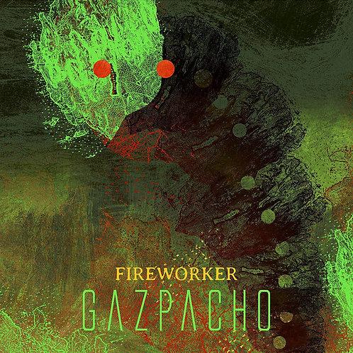 Gazpacho - Fireworker LP Released 18/09/20
