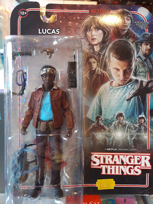 "STRANGER THING "" LUCAS"