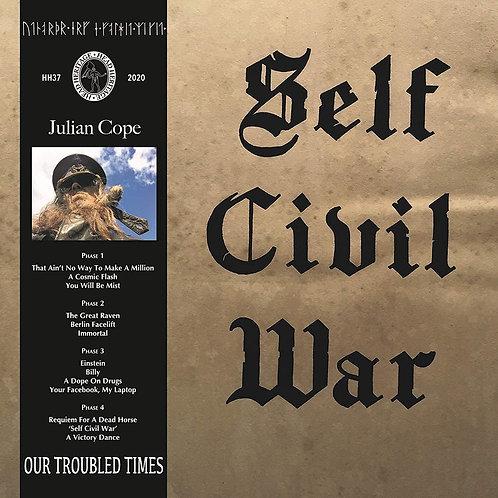 Julian Cope - Self Civil War CD Released 21/02/20