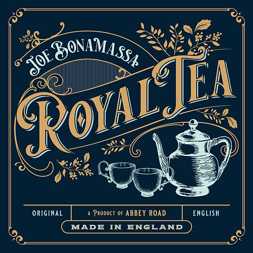 Joe Bonamassa - Royal Tea CD Released 23/10/20