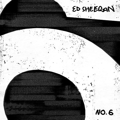 Ed Sheeran - No. 6 Collaborations Project LP Released 12/07/19