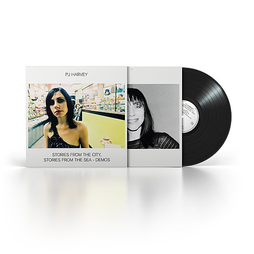 PJ Harvey - Stories From The City, Stories From The Sea Demos LP Released 26/2