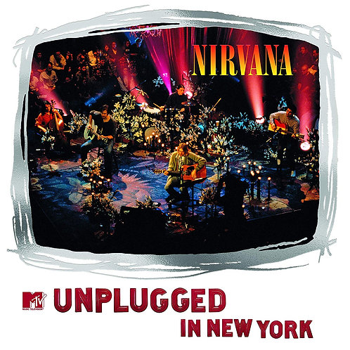 Nirvana - MTV Unplugged In New York 25th Anniversary LP Released 01/11/19