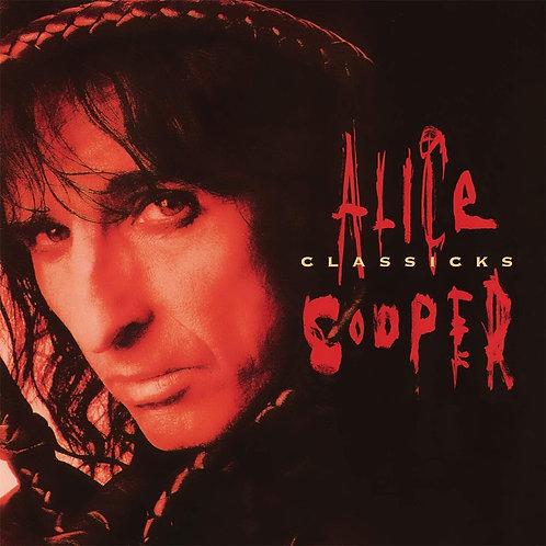 Alice Cooper - Classicks LP Released 15/11/19