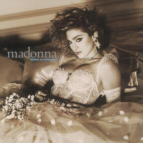 Madonna - Like A Virgin LP Released 08/11/19
