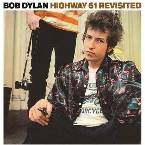 Bob Dylan - Highway 61 Revisited Clear Vinyl LP Released 26/03/21