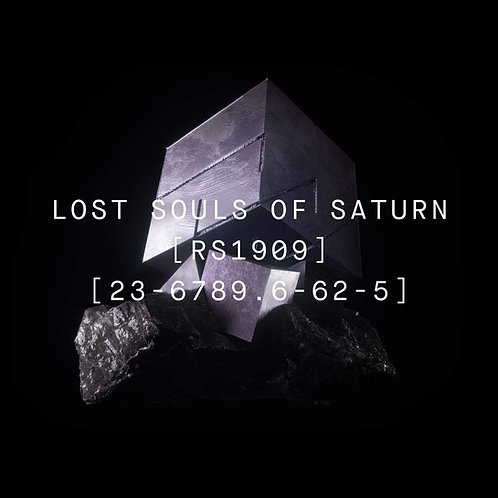 Lost Souls Of Saturn - Lost Souls Of Saturn LP Released 04/10/19