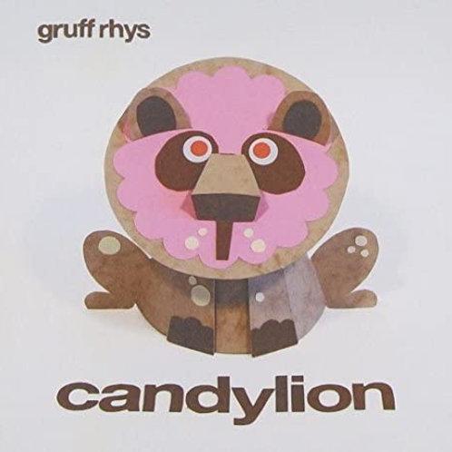 Gruff Rhys - Candylion LP