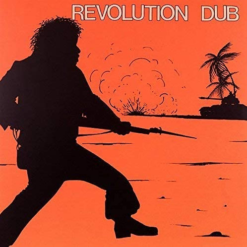 Lee Perry And The Upsetters - Revolution Dub LP
