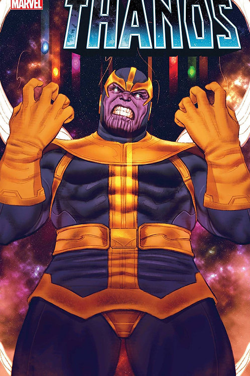 THANOS QUEST MARVEL TALES #1