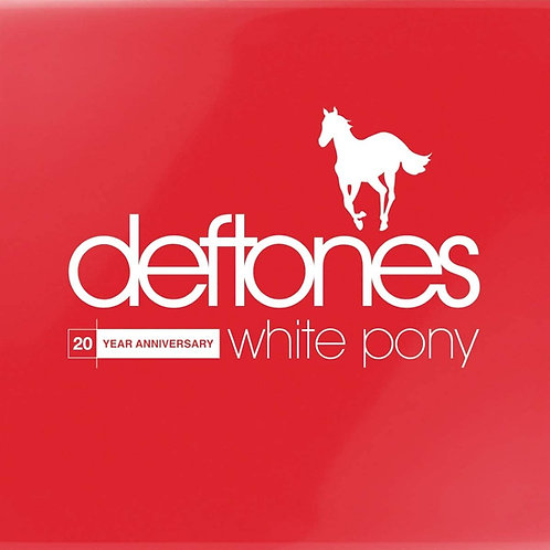 Deftones - White Pony 20th Anniversary Edition CD Released 11/12/20