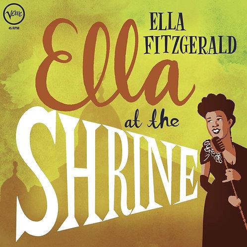 Ella Fitzgerald - Ella At The Shrine LP