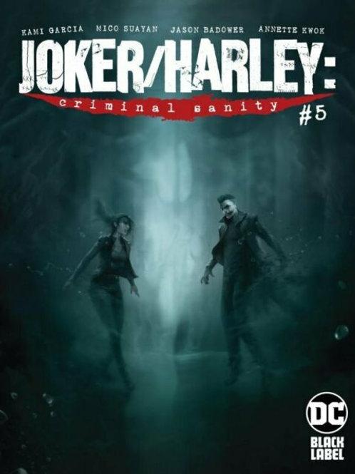 JOKER /HARLEY: CRIMINAL SANITY #5