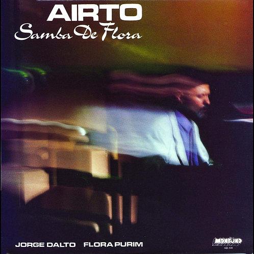Airto - Samba De Flora LP Released 14/06/19