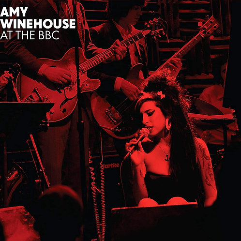 Amy Winehouse - At The BBC - Triple Vinyl LP Released 07/05/21