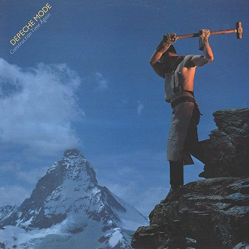 Depeche Mode - Construction Time Again Vinyl LP