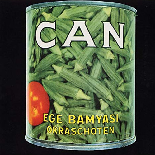 Can - Ege Bamyasi LP Released 08/11/19