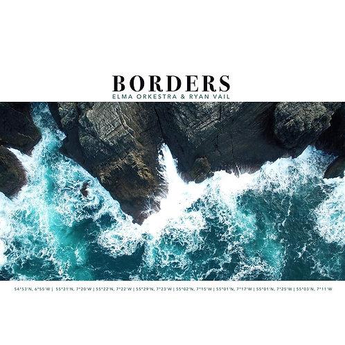 Elma Orkestra & Ryan Vail - Borders CD Released 14/06/19