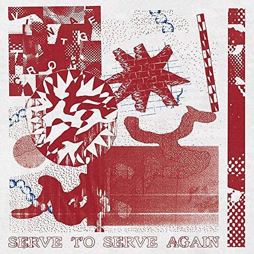 Vintage Crop - Serve To Serve Again LP Released 19/02/21