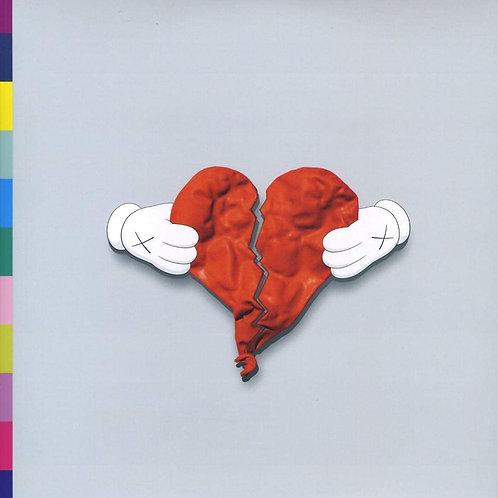 Kanye West - 808s & Heartbreak LP