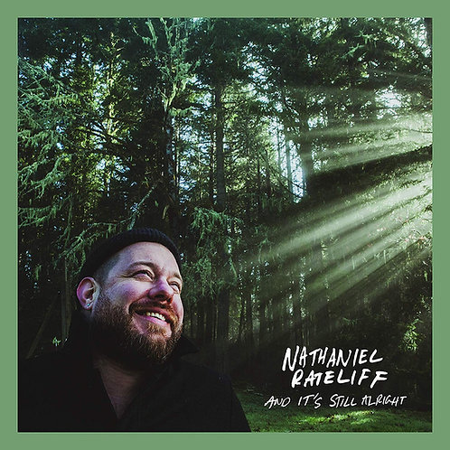 Nathaniel Rateliff - And It's Still Alright LP Released 14/02/20