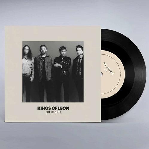 "Kings Of Leon - The Bandit 7"" Single Released 26/02/21"