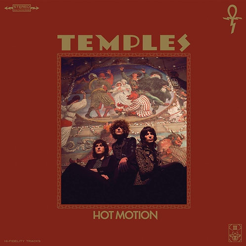 Temples - Hot Motion CD Released 27/09/19