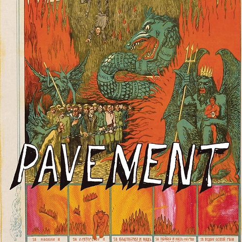 Pavement - Quarantine The Past - The Best Of LP Released 13/11/20
