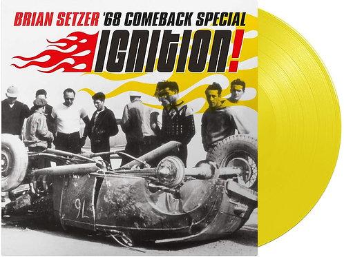 Brian Setzer - Ignition! LP Released 24/07/20