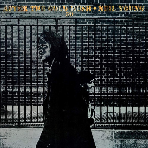 Neil Young - After The Gold Rush (50th Anniversary Edition) CD Released 11/12/20