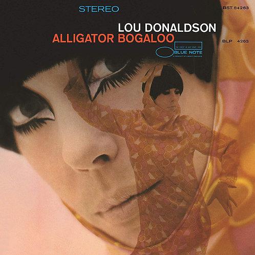Lou Donaldson - Alligator Boogaloo LP Released 06/09/19