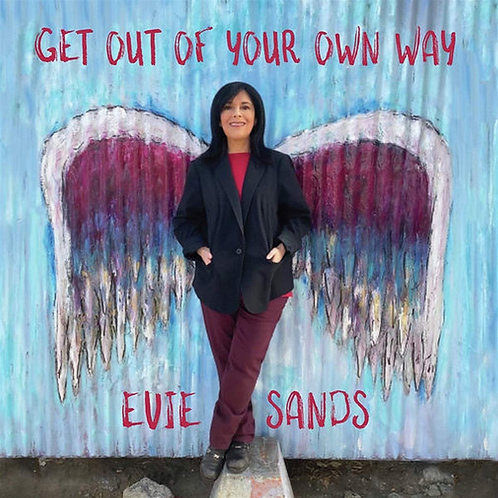 Evie Sands - Get Out Of Your Own Way LP Released 16/10/20
