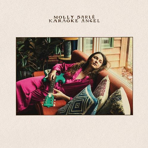 Molly Sarle - Karaoke Angel LP Released 20/09/19