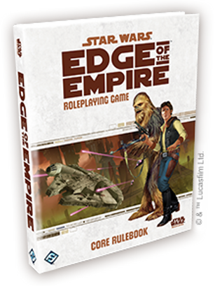 Star Wars edge of empire core book