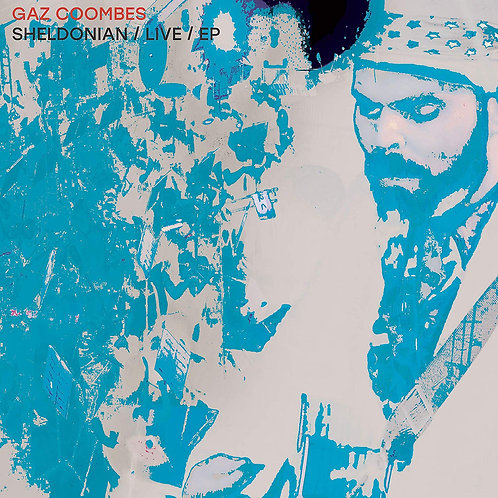 Gaz Coombes - Sheldonian - Live EP Released 20/12/19